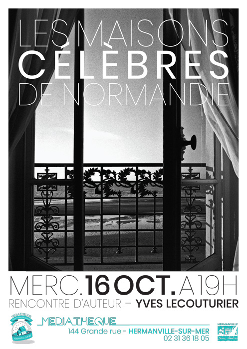 Invitation - Mercredi 16 octobre à 19h
