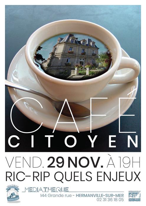 Invitation - Vendredi 29 novembre 2019 à 19h