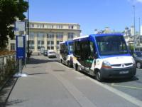 Les lignes de bus TWISTO