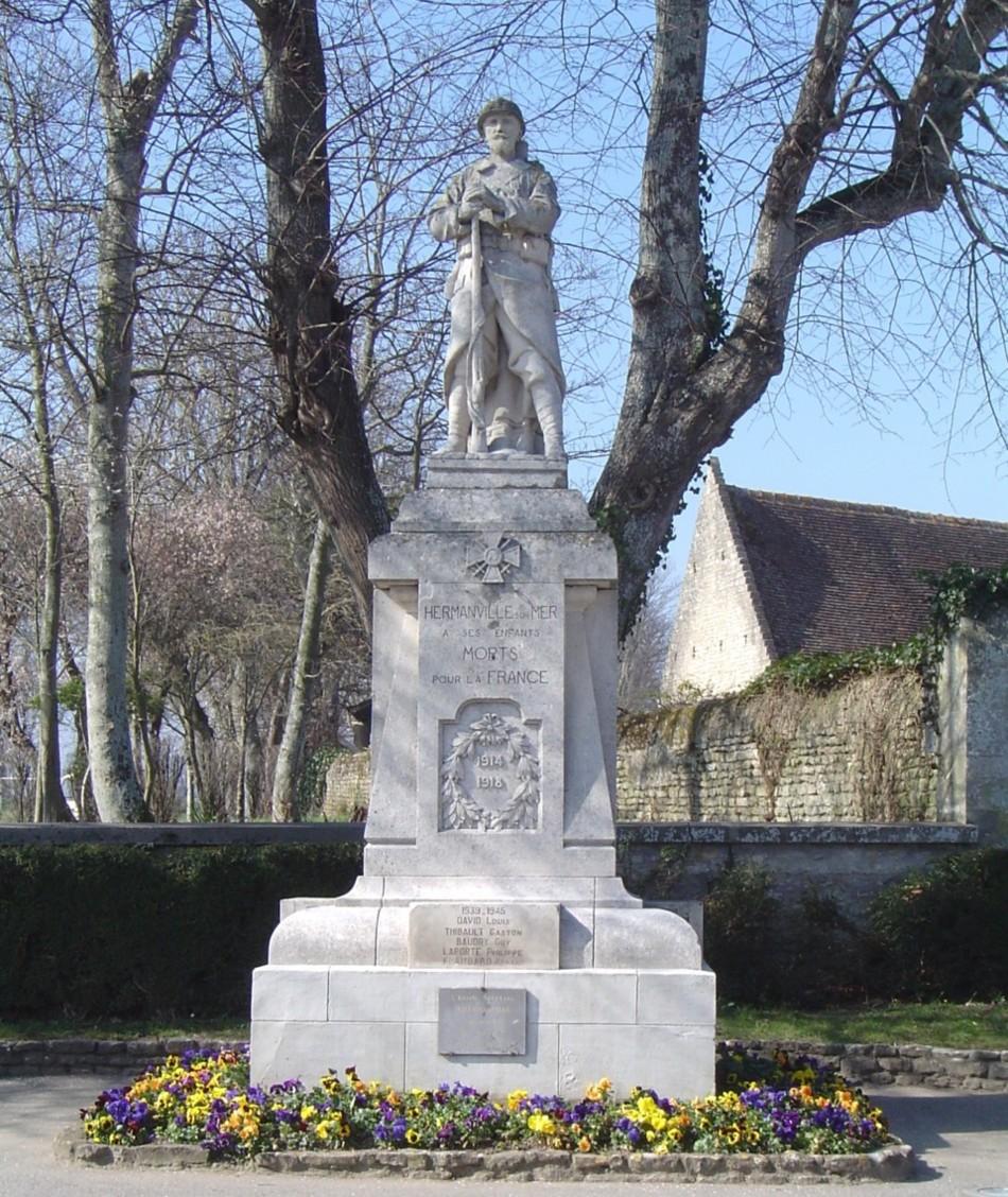 Les monuments du souvenir