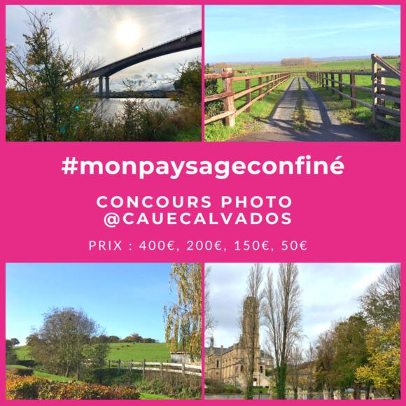 Concours photo  #monpaysageconfiné