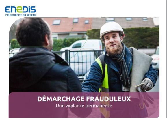 Démarchage frauduleux : Une vigilance permanente !