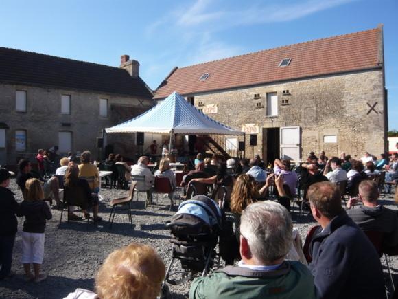 """Festival """"Culture à la ferme"""" 8ème édition : du 21 juin au 23 Juin 2013"""