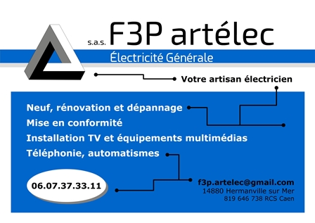 F3P Artelec - Electricité Générale