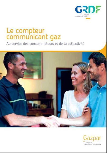 Les compteurs communicants gaz arrivent dans notre commune