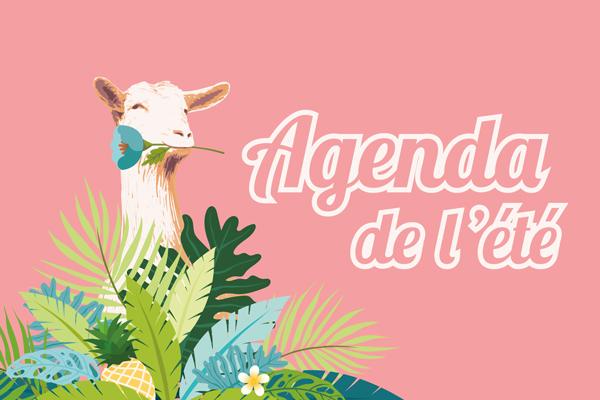 Agenda culturel : avil, mai et juin 2019