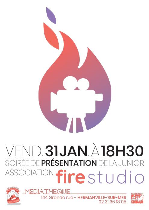 Invitation - Vendredi 31 janvier à 18h30