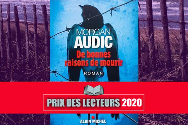 Bravo à Morgan Audic