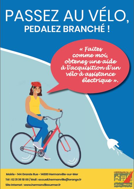 Dossier de demande d'aide pour l'achat d'un vélo à assistance électrique (VAE)