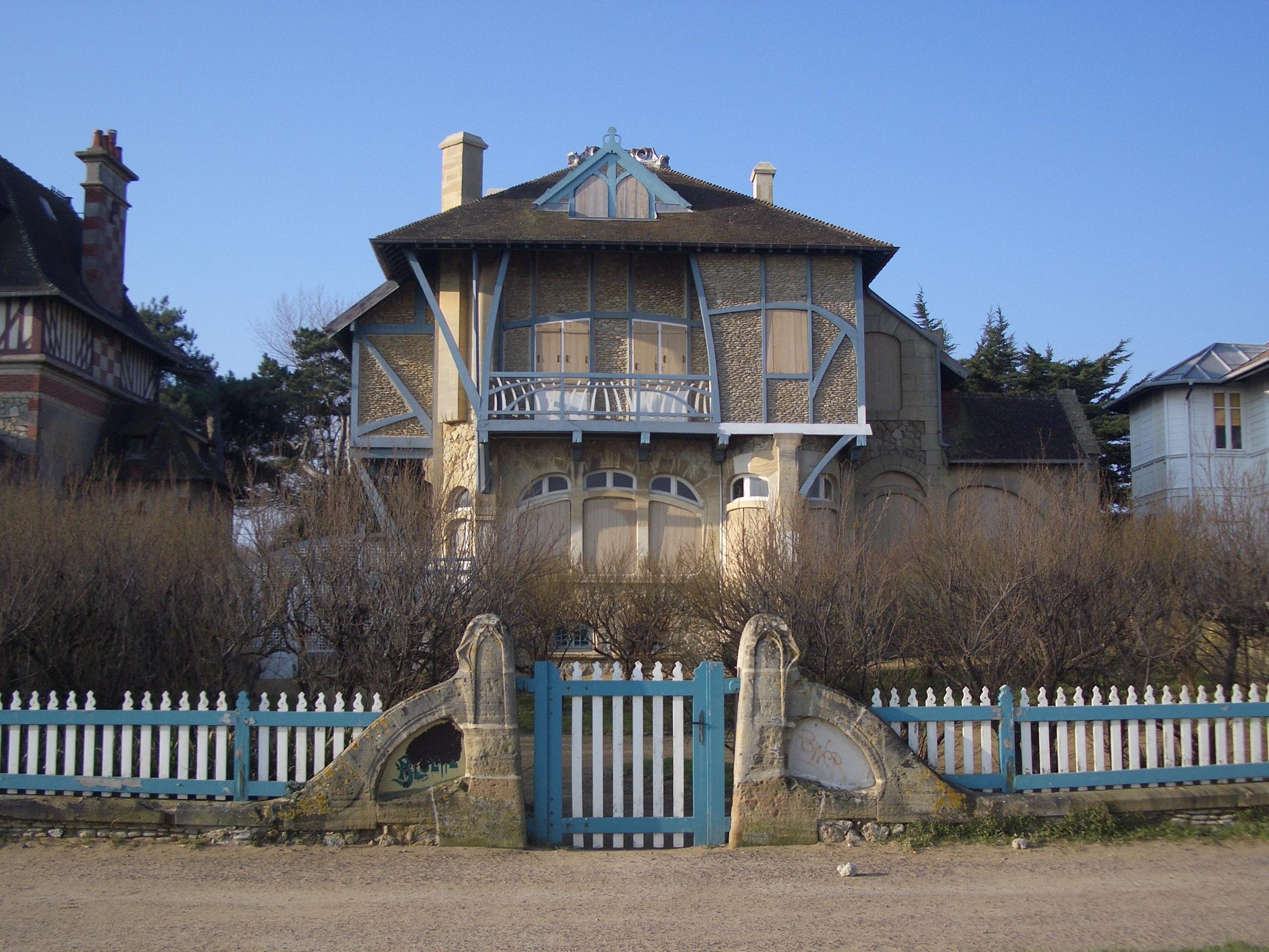 """Calendrier des visites guidées """"Les villas et autres curiosités de la digue"""""""