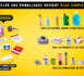 Nouveau calendrier de la collecte des déchets du 01/04/2021 au 31/03/2022