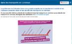 La préfecture du Calvados lance une grande enquête sur le harcèlement sexiste et les violences sexuelles dans et aux abords des transports en commun.