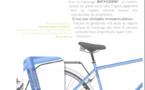 Retrouver un vélo volé ? C'est bien plus simple avec un vélo marqué !