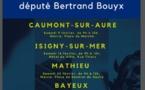 Le grand débat national - Dates des cafés citoyens et soirées débats avec le député Bertrand Bouyx :