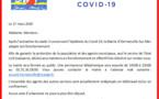 COVID-19 - RAPPEL DES REGLES DE CONFINEMENT