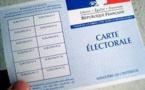 Révision exceptionnelle des listes électorales 2015