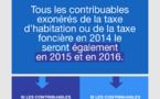 Exonérations d'impôts locaux